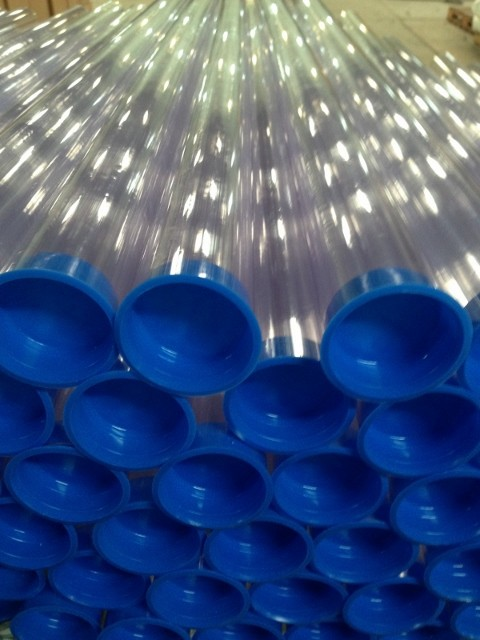 Tubo cristal