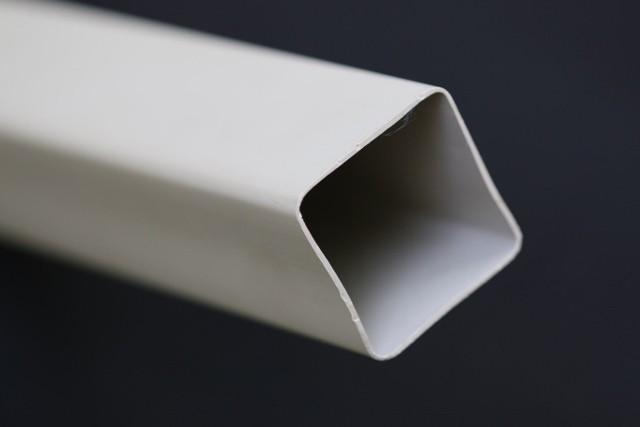 Tubo de plástico