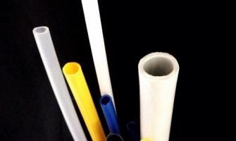 Indústria de tubos plásticos